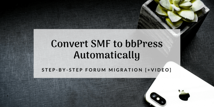 SMF to bbPress