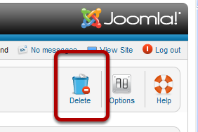 How to clear cache in Joomla