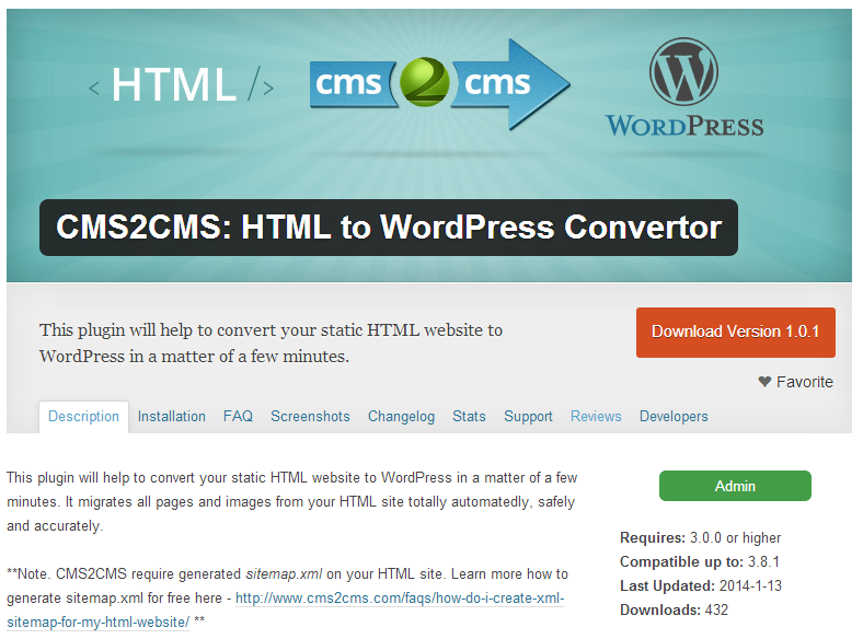 how to find index html file wordpress
