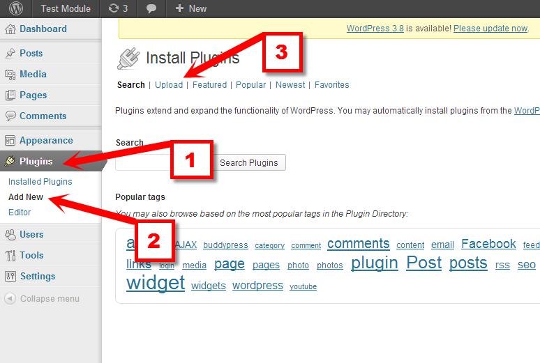 Tumblr to WordPress plugin