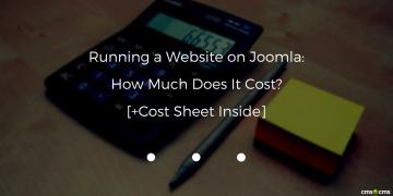 website on joomla