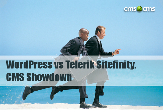 telerik-sitefinity-vs-wordpress