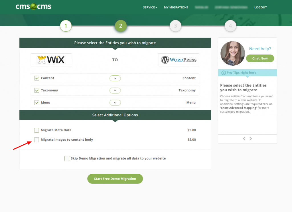 wix-to-wordpress