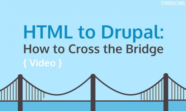 html-to-drupal