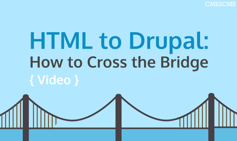html-to-drupal