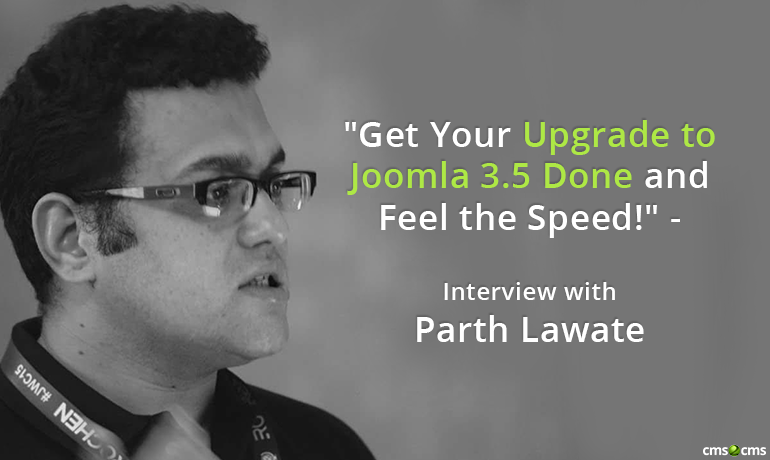 interview with parth lawate