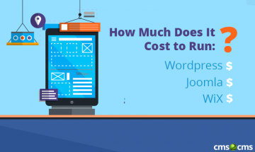 how-much-does-it-cost-to-run-wordpress-joomla-wix