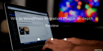 Wix to WordPress Plugin