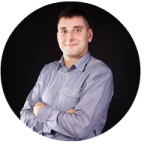 John Krzywanek, support manager at Perfect Dashboard - one of the top tools for managing websites