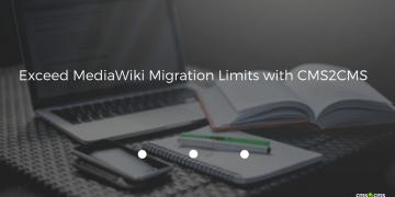 MediaWiki migration