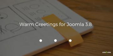 migrate to Joomla 3.8