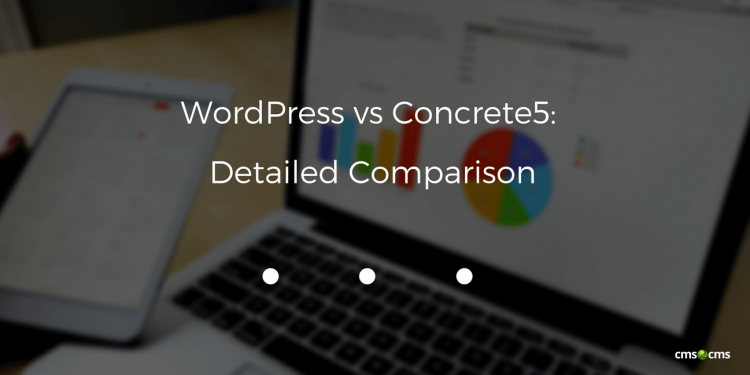 Discover all the peculiarities of WordPress and Concrete5 CMS platforms. This post will provide you with a full-scale review of WordPress vs Concrete5.