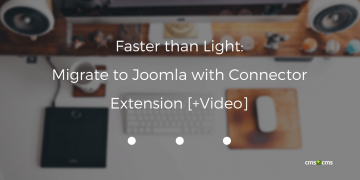 Migration to Joomla