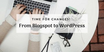 blogspot to wordpress