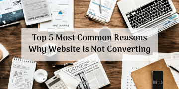 Website is not converting