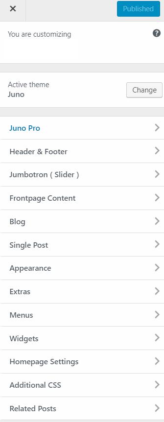 WordPress theme-2