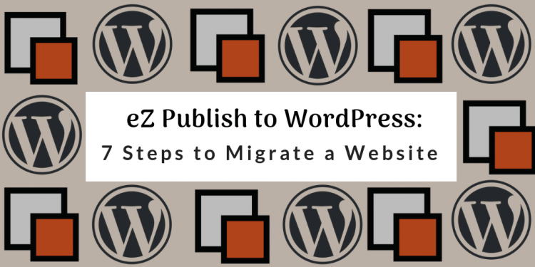 ez Publish to WordPress