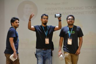 HArsh-Agrawal-Blogger-WordCamp