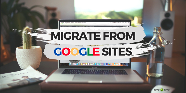 Migrate from Classic Google Sites