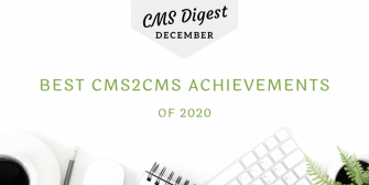 Cms2cms achievements 2020