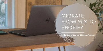 wix to shopify