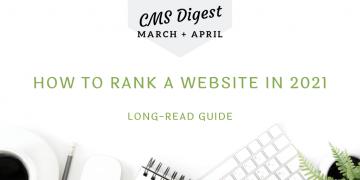 rank website in 2021